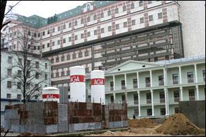 Onkologisches Zentrum Burdenko Moskau