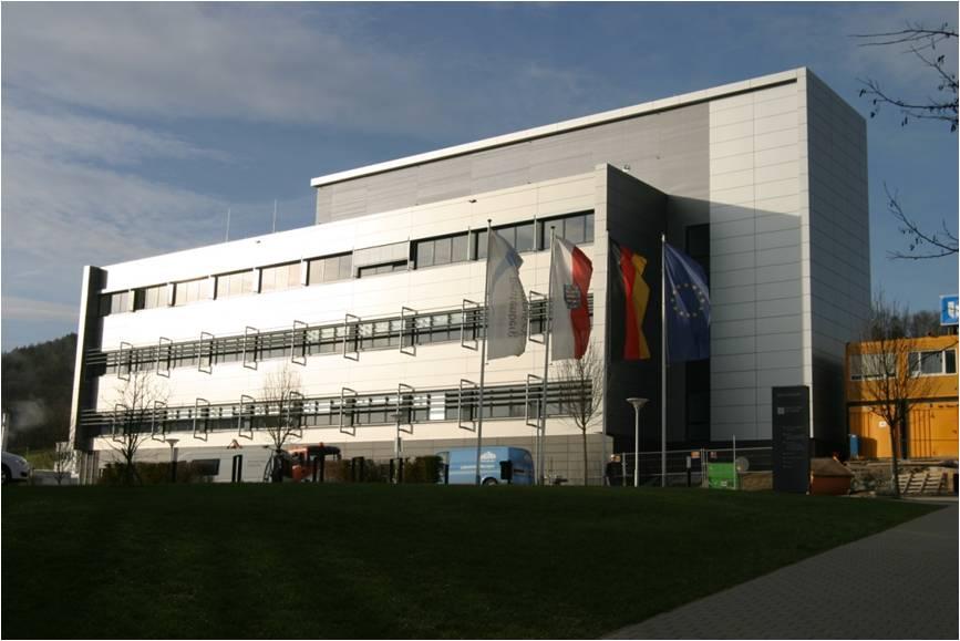 Wacker Biotech GmbH Büro und Laborgebäude in Jena