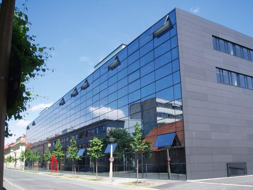 CIB Weimar Centrum für intelligentes Bauen