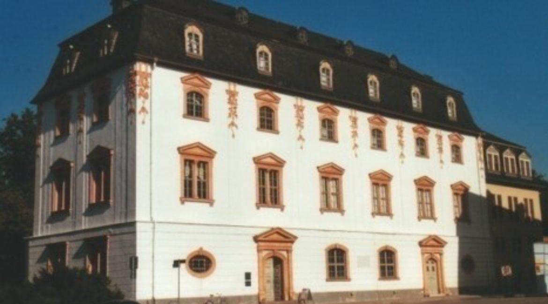 Herzogin Anna Amalia Bibliothek in Weimar, Weltkulturerbe