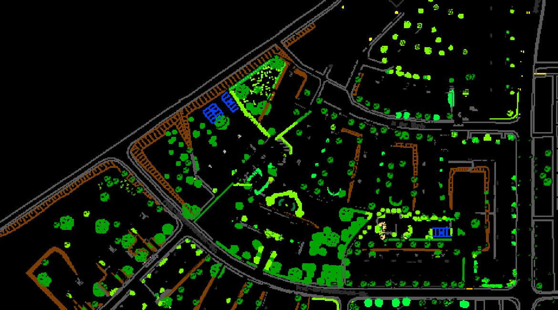 Siedlung Bad Blankenburg – Komplettsanierung und Umbau