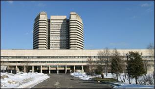 Onkologisches Zentrum Moskau