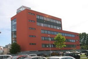 """Analytik Jena AG """"Center of innovation"""""""
