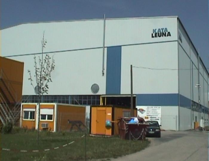 KATA Leuna 2000 – Produktionshalle
